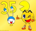 Thirty-Five Years Of Pac-Man (And Still Chomping) by StrawberryStar123