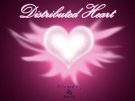 distributed heart by Hani-OK