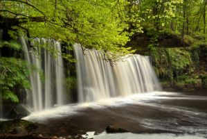 Pontneddfechan-Waterfall Walk by CharmingPhotography
