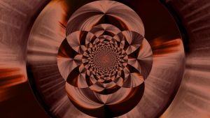 Abstract/Fractal  125 by StationAperture