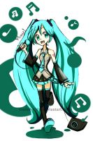 Miku by Cooler-Aid13
