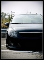 Front Corsa D Low by Andso