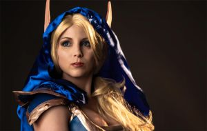 Ranger General Sylvanas Windrunner by ShatteredStitch