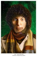Four: Doctor Who Series by indigowarrior
