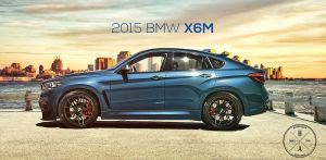 BMW X6M by ilPoli