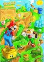 Welcome To Super Mario World by Luigi1up