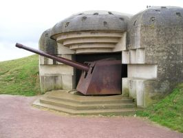 German costal defence bunker 3 by SASWHITEKNIGHT