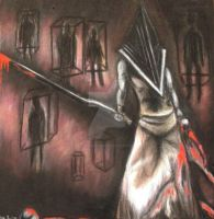 Pyramid Head by lunachick86