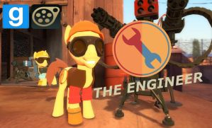 [DL] Engineer Pony by Pika-Robo