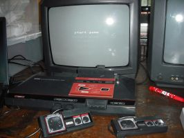 Original Master System (Modified) by betterwatchit
