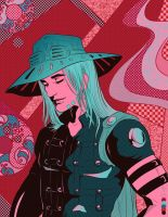 Gyro Zeppeli by Autumn-Sacura