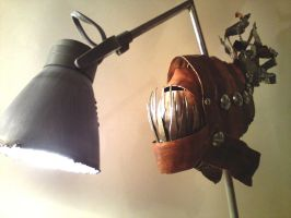 Angler Fish Lamp by skibbic