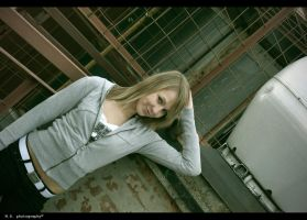 On the Roof 2 by Rukkancs
