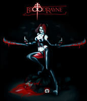 BloodRayne by Roolka