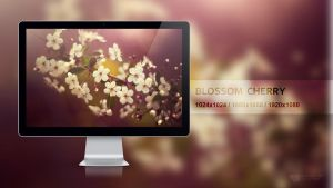 Blossom Cherry by positiveart09