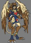 NSK: Sphinx Costume 2 by laurean