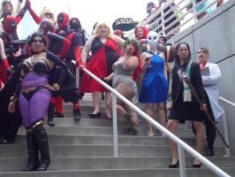 AX2014 - Marvel/DC Gathering: 071 by ARp-Photography