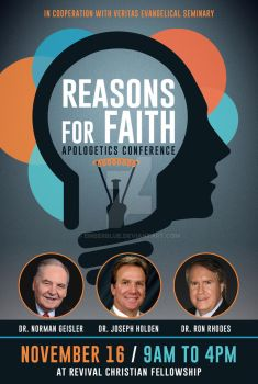 Reasons For Faith flyer by Emberblue