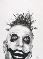 Chad Gray by burntwoodstudio