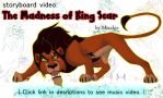 MUSIC VIDEO preview -The Madness of King Scar by MIZZKIE