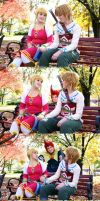 A Not So Zelda Date by EnchantedCupcake