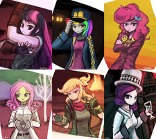 MLP:Jojo by luminaura