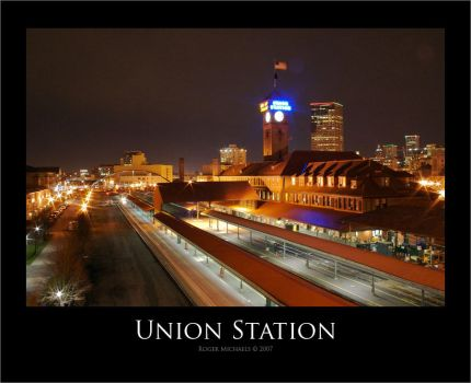 Union Station by osiris24x