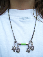 Super Special Awesome TMNT Necklace by BoxedNaga