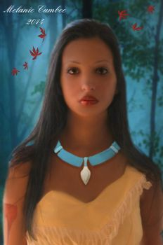 Pocohontas by paranormallily32