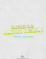 Another Day Another Design by Hatem-DZ