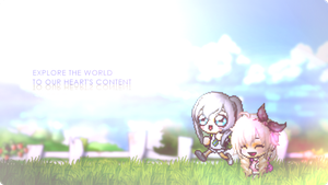 Background gift | Happy Belated Birthday Zeith! by unanify