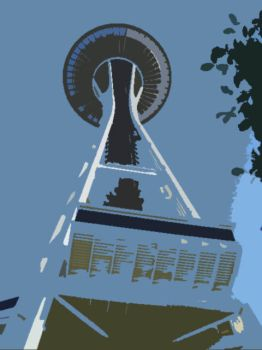 Dreaming of Seattle by Gzip16
