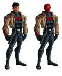 red hood and the outlaws jason by Benjaminjuan