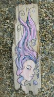 Driftwood Mermaid tthree by khallion
