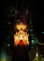 The Real Annie by DomaiCreations
