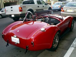 Real Shelby Cobra 427 by Partywave