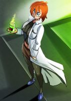 Bedlam Institute - Doctor of Alchemy by Sephzero