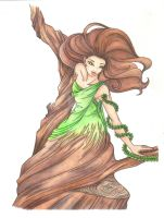 Gaia: Mother Earth by ClearWillow