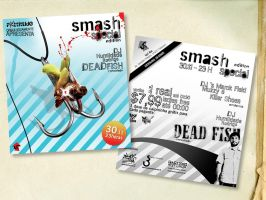 Flyer SMASH Special Ed. by absintho