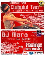 flyer Club TAO opening party by semaca2005