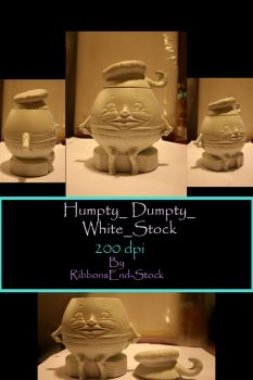Humpty_Dumpty_White_Stock by RibbonsEnd-Stock