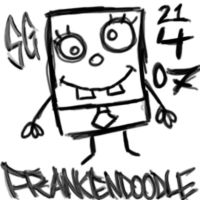 Frankendoodle by The-Justified-Poet