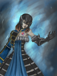 Bloodstained - Miriam by aznswordmaster1