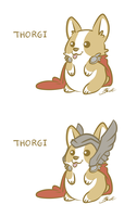 Thorgi by caycowa