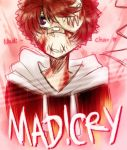 [Doodle] Mad!Cry by Nadi-Chan