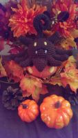 Pumpkaboo Amigurumi by Wykked-As-Syn