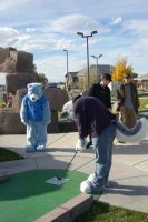 Oct 2008 - Furry Golf by LycanDID