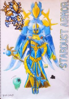 Stardust Armor by SpeedFreak03