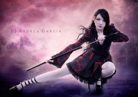 The Last Warrior by AndyGarcia666