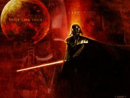 Enter Lord Vader by Joe88Design